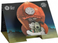 Brilliant Uncirculated  2019 Wallace and Gromit 50p From the Royal Mint